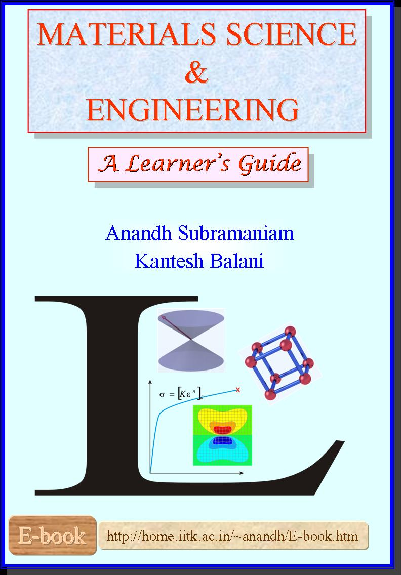 Engineering Material Science Book