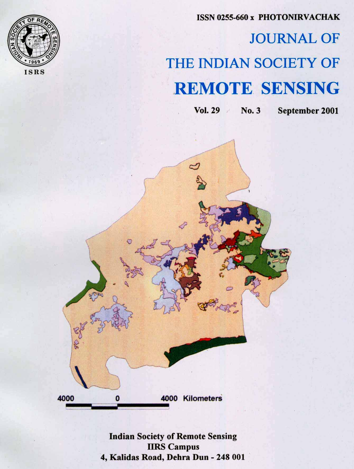 `Remote sensing data benefits Indian farmers, fishermen`