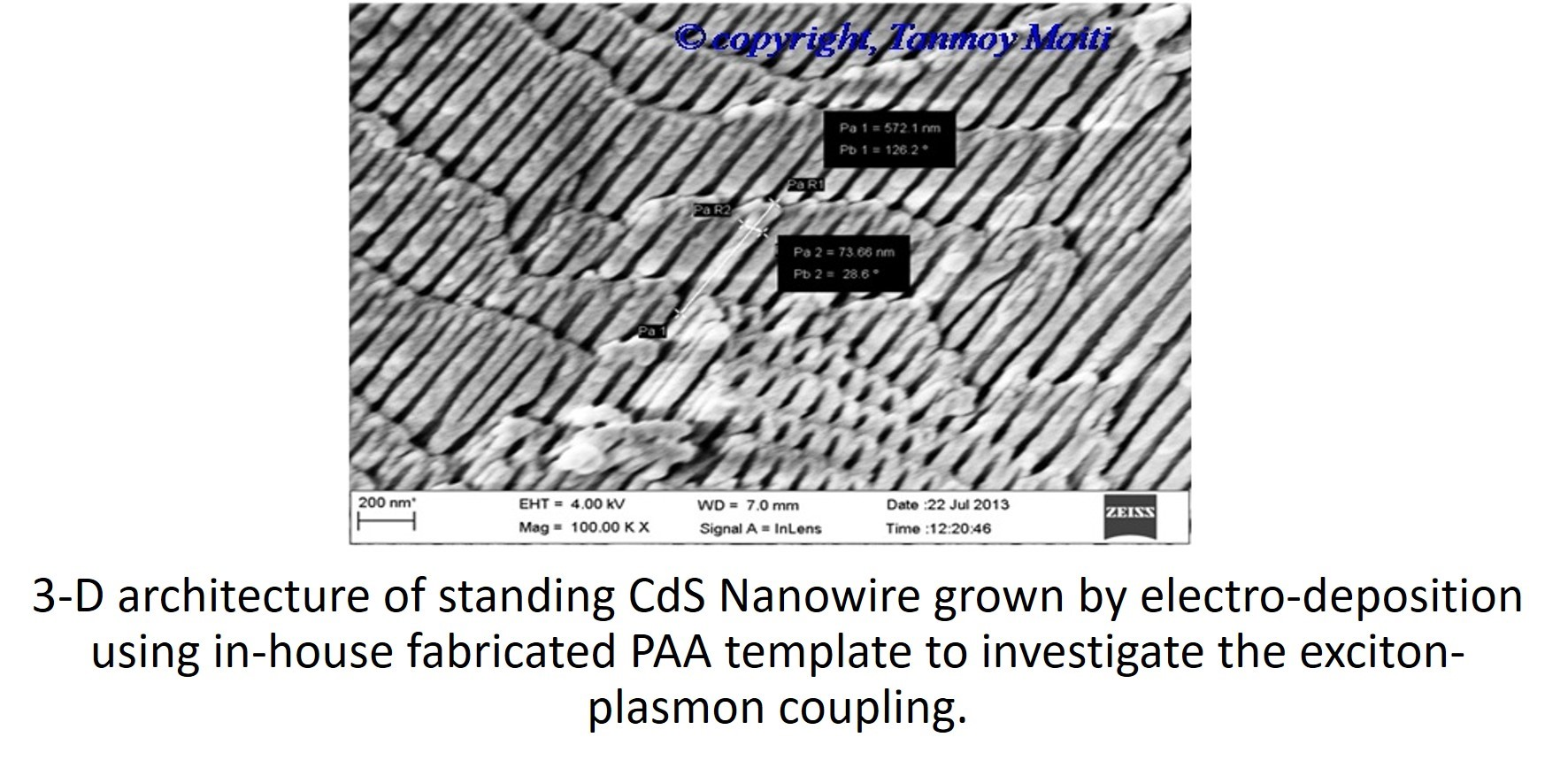 plasmonic solar cell thesis This thesis explores the use of plasmonic nanovoids for enhancing the  novel cell geometries are developed for both organic and amorphous silicon solar cell .