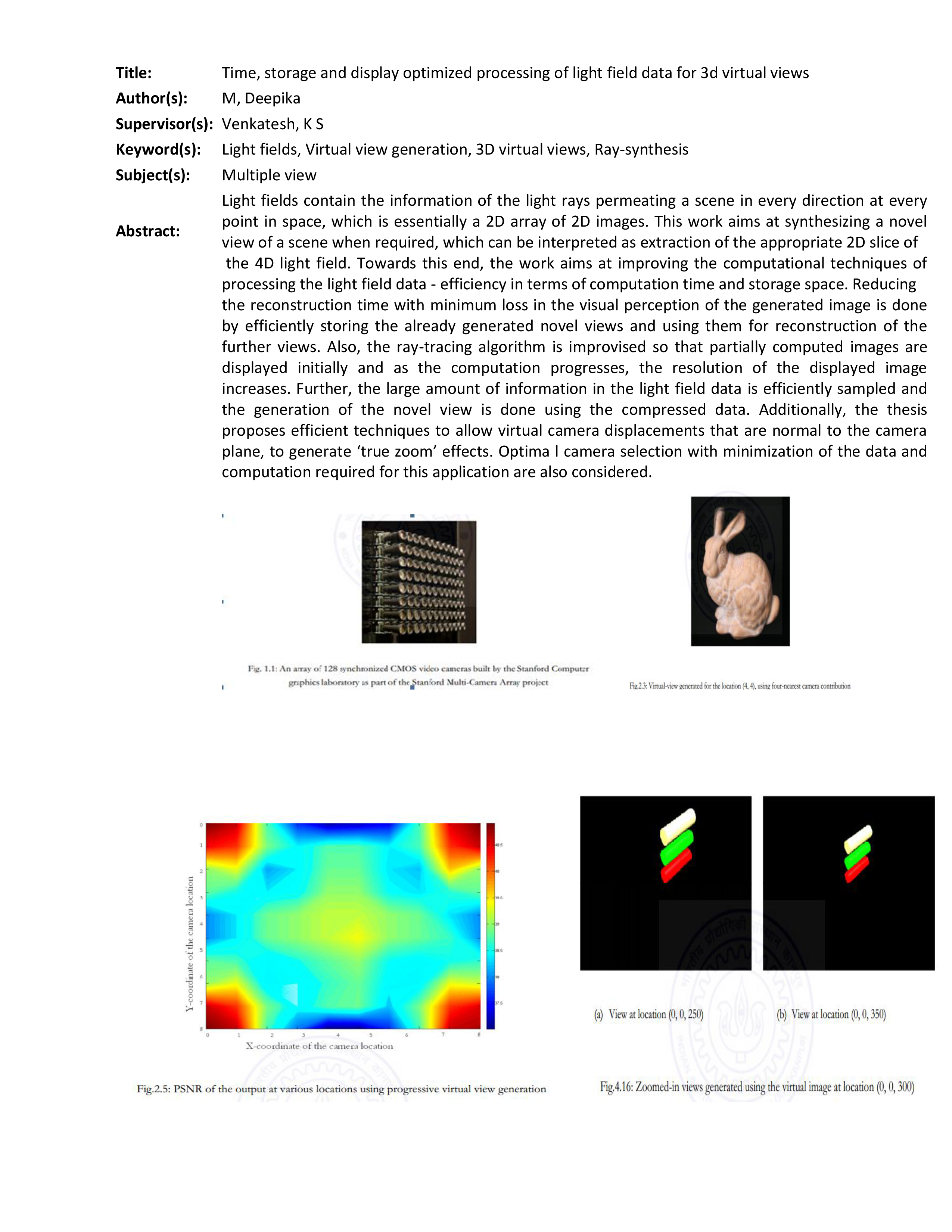 m tech thesis on image processing